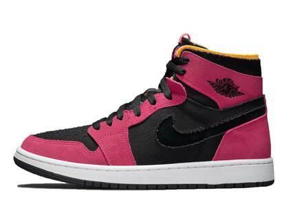 Nike Air Jordan 1 Zoom Comfort Fireberryの写真