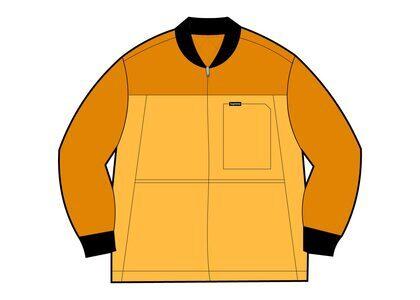 Supreme Reversible Tech Work Jacket Orange (SS21)の写真