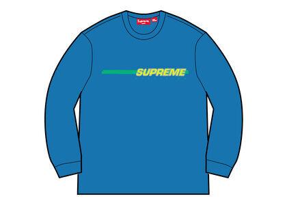 Supreme Precision Crewneck Blue (SS21)の写真