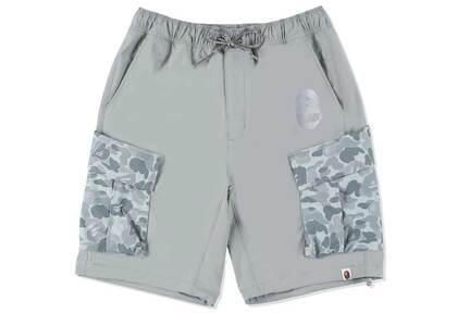 BAPE × New Balance Shorts Grayの写真