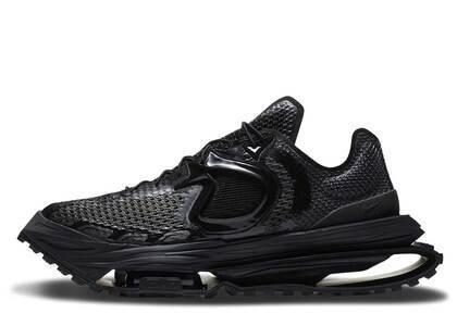 Matthew M Williams × Nike Zoom 4 Triple Blackの写真