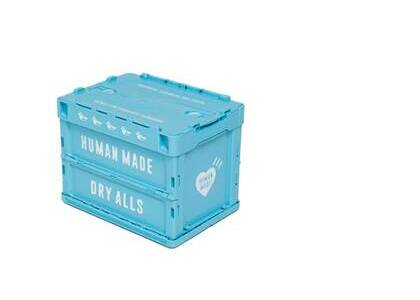 Human Made Container 20L Blueの写真