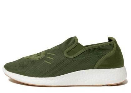 Human Made × Adidas Originals Slipon Pure Oliveの写真
