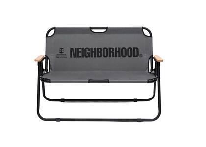 Neighborhood NHOL Ode / EA Folding Sofa Grayの写真