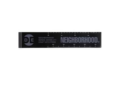 Neighborhood Ode Lunker Scale / P Measure Blackの写真