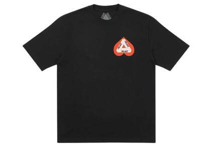 Palace Hearty T Shirt Black (SS21)の写真