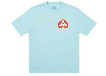 Palace Hearty T Shirt Blue (SS21)の写真