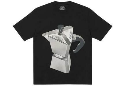 Palace Nein Tea T Shirt Black (SS21)の写真