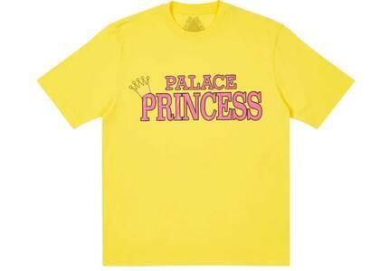 Palace Palace Princess T Shirt Yellow (SS21)の写真