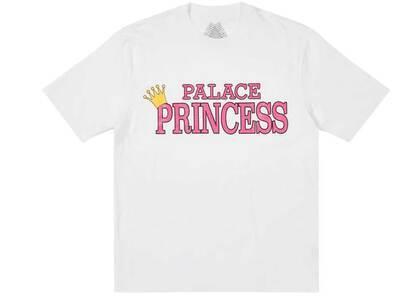 Palace Palace Princess T Shirt White (SS21)の写真