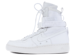 Nike SF Air Force 1 High White (2017)の写真