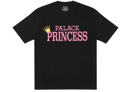 Palace Palace Princess T Shirt Black (SS21)の写真