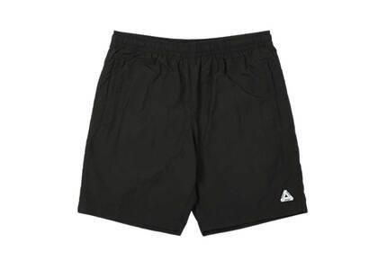 Palace Sofar Shell Shorts Black (SS21)の写真