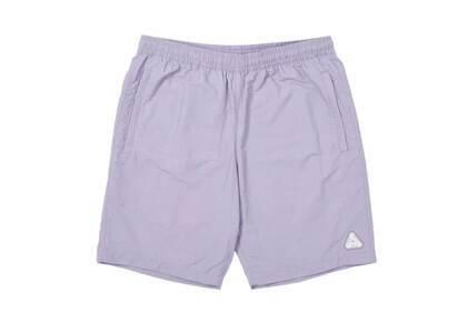 Palace Sofar Shell Shorts Lilac (SS21)の写真