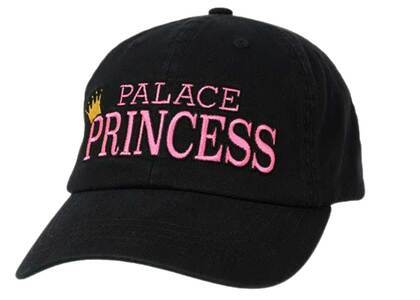 Palace Palace Princess 6 Panel Black (SS21)の写真