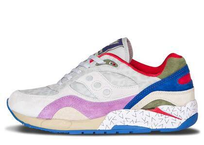 Saucony G9 Shadow 6 Pattern Recognition Greyの写真