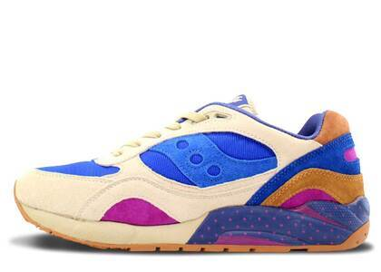 Saucony G9 Shadow 6 Pattern Recognition Tanの写真