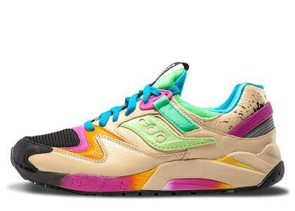 Saucony Grid 9000 Shoe Gallery Locals Onlyの写真