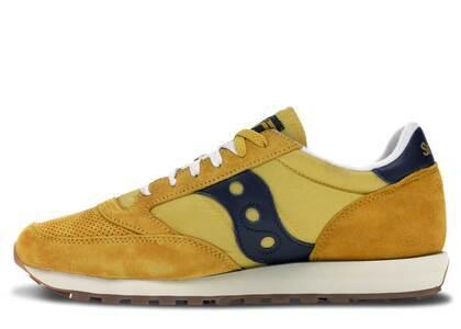 Saucony Jazz Original Vintage Sneaker Carolina Mustardの写真