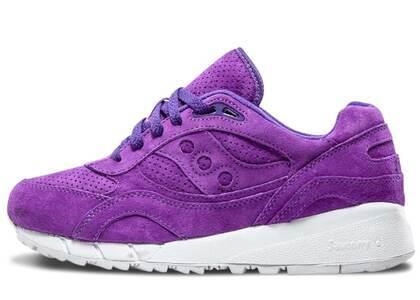 Saucony Shadow 6000 Premium Sneaker Purpleの写真