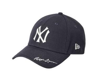 Polo Ralph Lauren × New Era MLB Yankees Cap Navyの写真