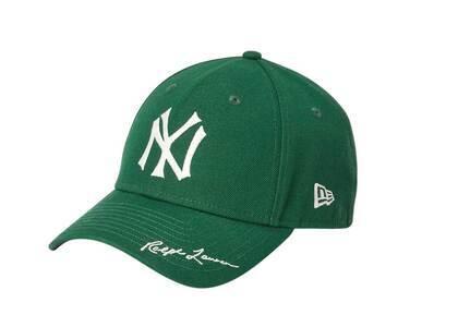 Polo Ralph Lauren × New Era MLB Yankees Cap Greenの写真