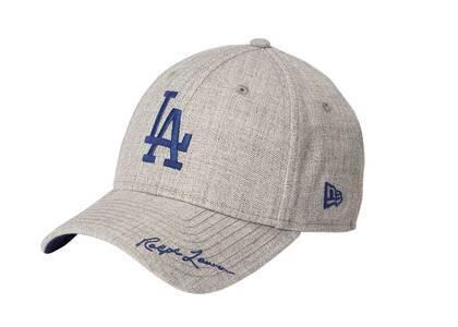 Polo Ralph Lauren × New Era MLB Dodgers Cap Whiteの写真