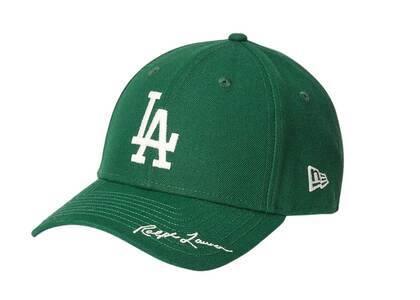 Polo Ralph Lauren × New Era MLB Dodgers Cap Greenの写真