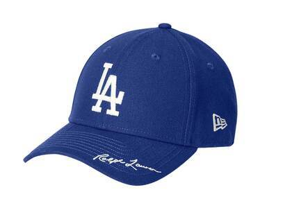 Polo Ralph Lauren × New Era MLB Dodgers Cap Blueの写真