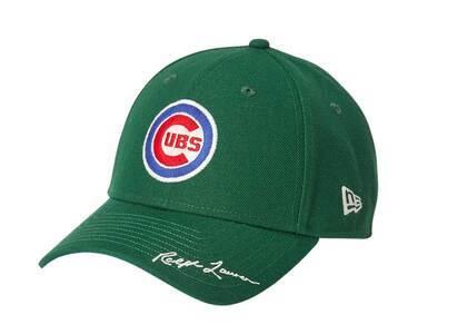 Polo Ralph Lauren × New Era MLB Cubs Cap Greenの写真