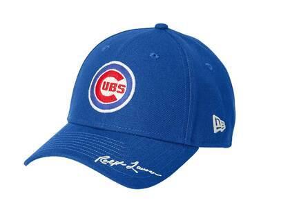 Polo Ralph Lauren × New Era MLB Cubs Cap Blueの写真