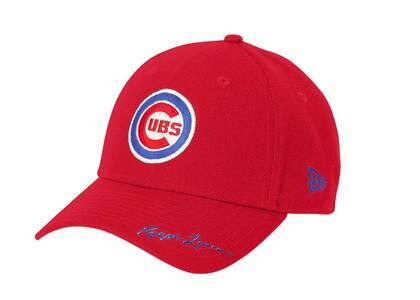 Polo Ralph Lauren × New Era MLB Cubs Cap Redの写真