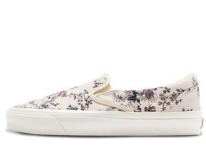 Kith × Vans OG Classic Slip-On LX Floralの写真