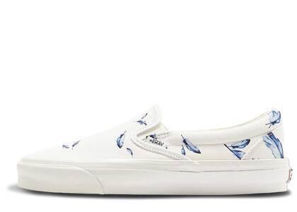 Kith × Vans OG Classic Slip-On LX Feathersの写真