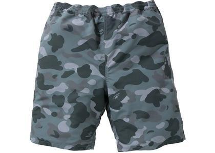 Bape Color Camo Reversible Shorts Gray (SS21)の写真