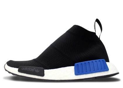 adidas NMD City Sock Core Black Lush Blueの写真