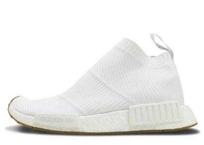 adidas NMD City Sock Gum Pack Whiteの写真