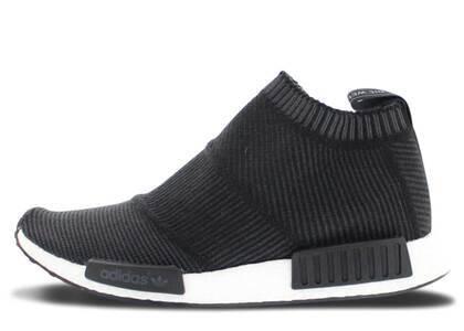 adidas NMD City Sock Winter Wool Blackの写真