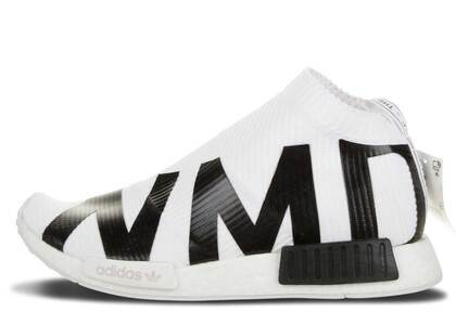 adidas NMD CS1 Bold Branding White Blackの写真