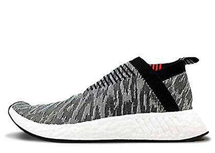 adidas NMD CS2 Glitch Black Red Whiteの写真