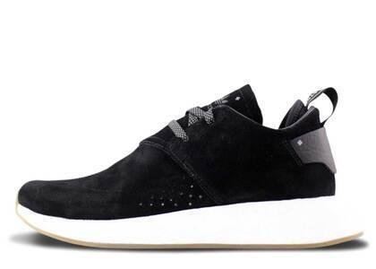 adidas NMD CS2 Suede Blackの写真