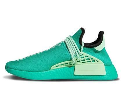 adidas NMD Hu Pharrell Green Complexlandの写真