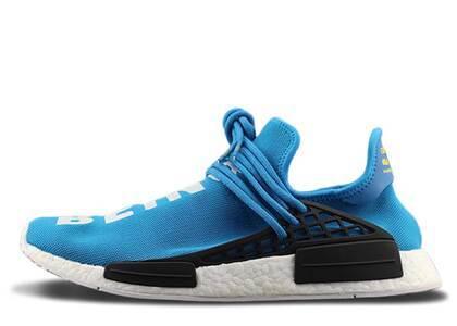 adidas NMD HU Pharrell Human Being Sharp Blueの写真