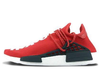 adidas NMD HU Pharrell Human Race Scarletの写真