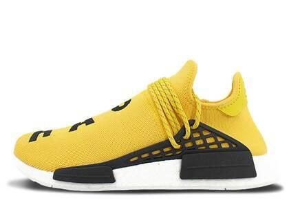 adidas NMD HU Pharrell Human Race Yellowの写真