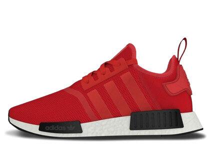 adidas NMD R1 Clear Redの写真