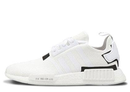 adidas NMD R1 Colorblock White Blackの写真