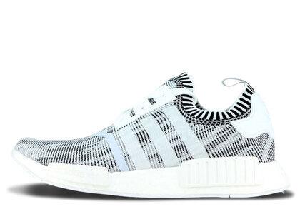 adidas NMD R1 Glitch Camo White Blackの写真
