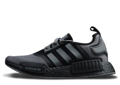 adidas NMD R1 Grey Four Core Blackの写真