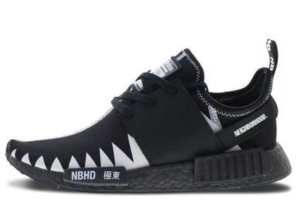 adidas NMD R1 Neighborhood Core Blackの写真